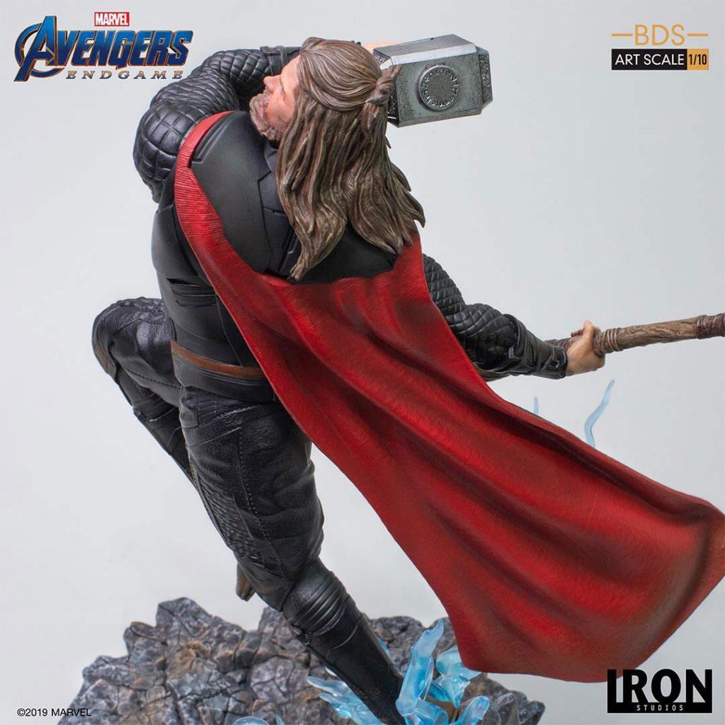 AVENGERS ENDGAME - Thor Statue - 27cm_4