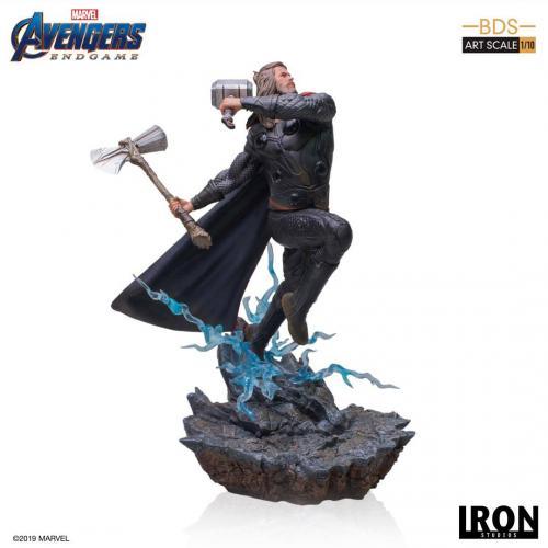 AVENGERS ENDGAME - Thor Statue - 27cm