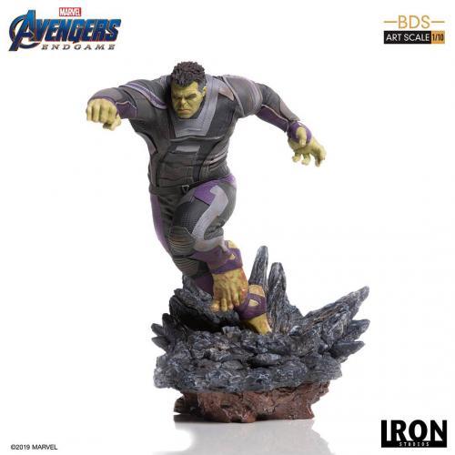 AVENGERS ENDGAME - Hulk Standard Version Statue - 22cm