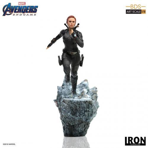 AVENGERS ENDGAME - Black Widow - Statuette en résine BDS Art 21cm