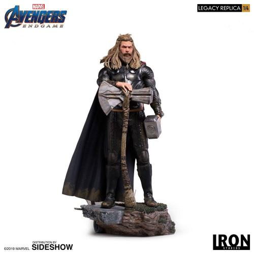 AVENGERS ENDGAME - Legacy Replica Statue 1/4 - Thor - 61cm