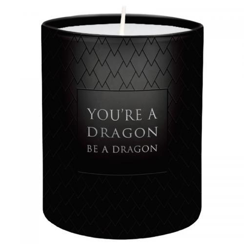 GAME OF THRONES - Bougie 6x7 cm - Be A Dragon