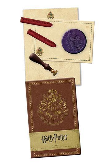 HARRY POTTER - Set de Papeterie Deluxe - Hogwarts