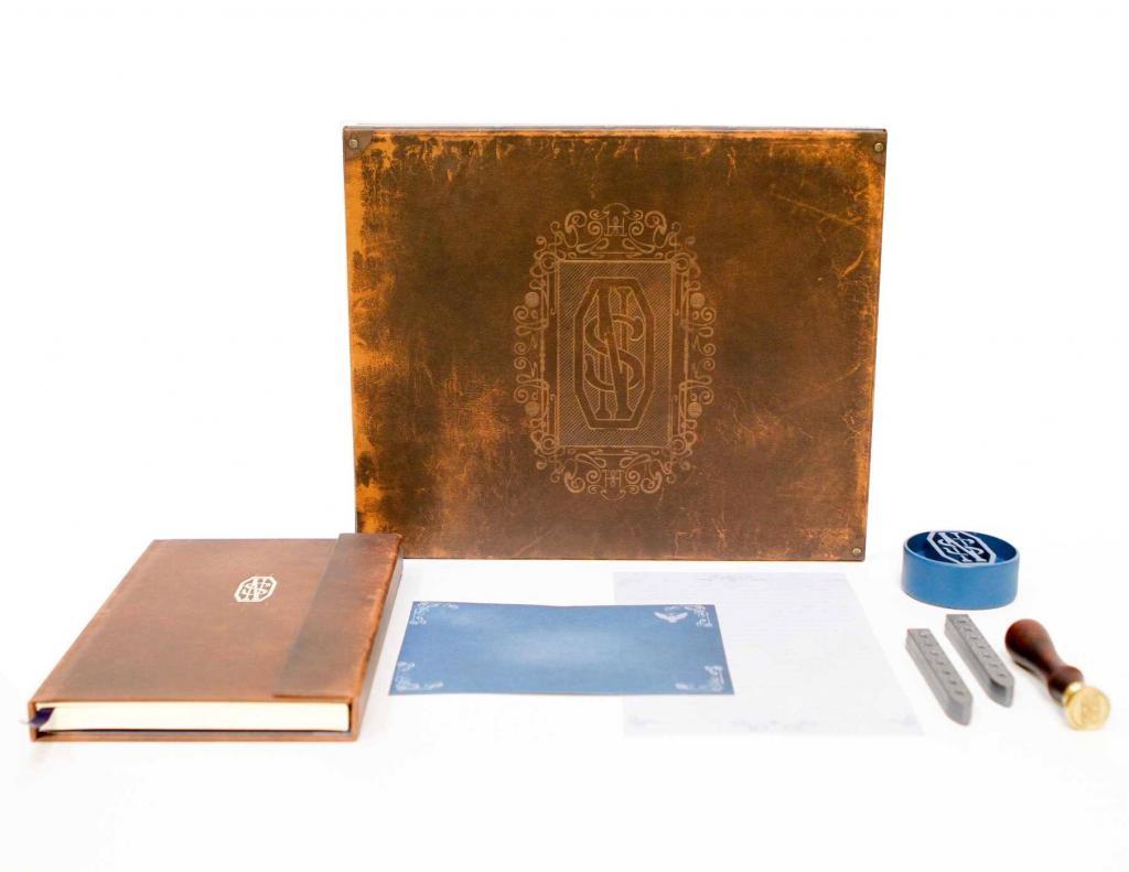FANTASTIC BEAST - Set de Papeterie Deluxe - Newt Scamander