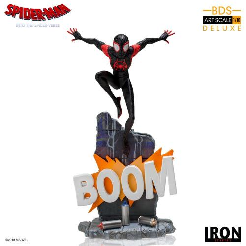 MARVEL: Into the Spider-Verse - Miles Morales 1:10