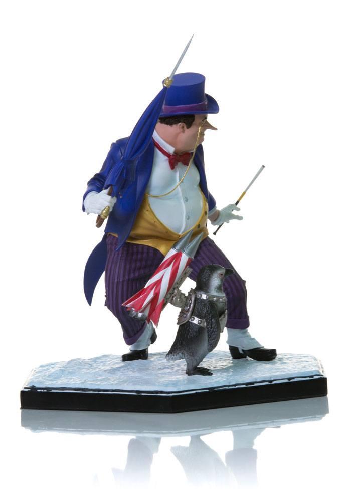 DC COMICS - Series 3 - Statue The Penguin - 1/10 Scale_2