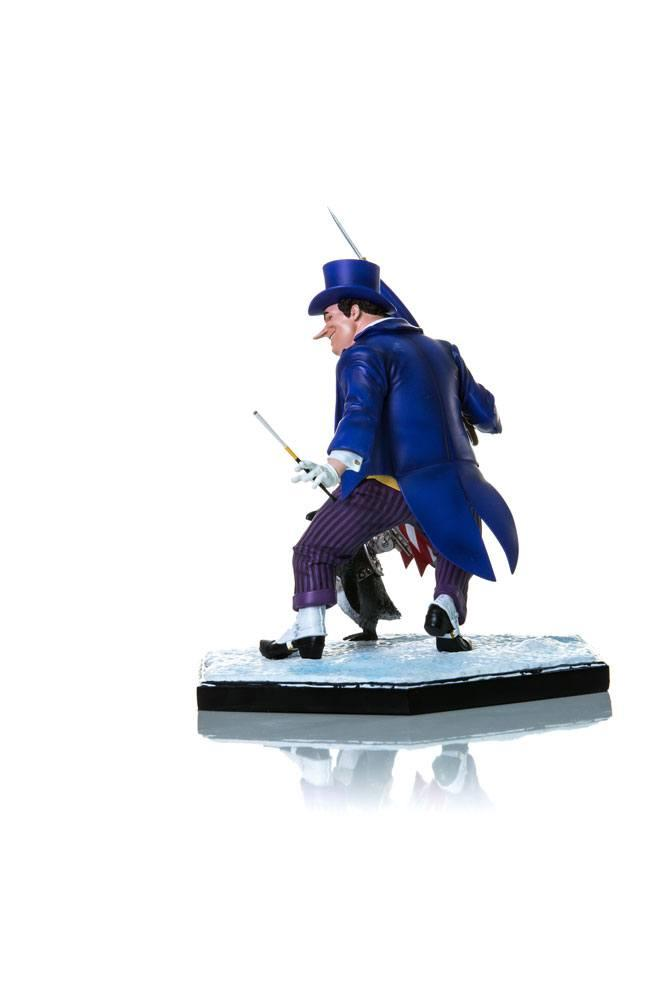 DC COMICS - Series 3 - Statue The Penguin - 1/10 Scale_4