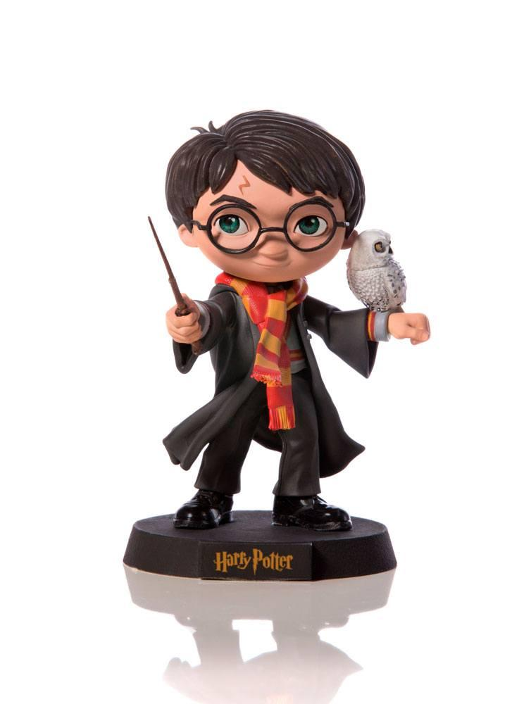 HARRY POTTER - Mini Figurine Mini Co. - Harry - 12cm_1