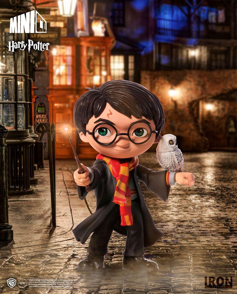 HARRY POTTER - Mini Figurine Mini Co. - Harry - 12cm_2