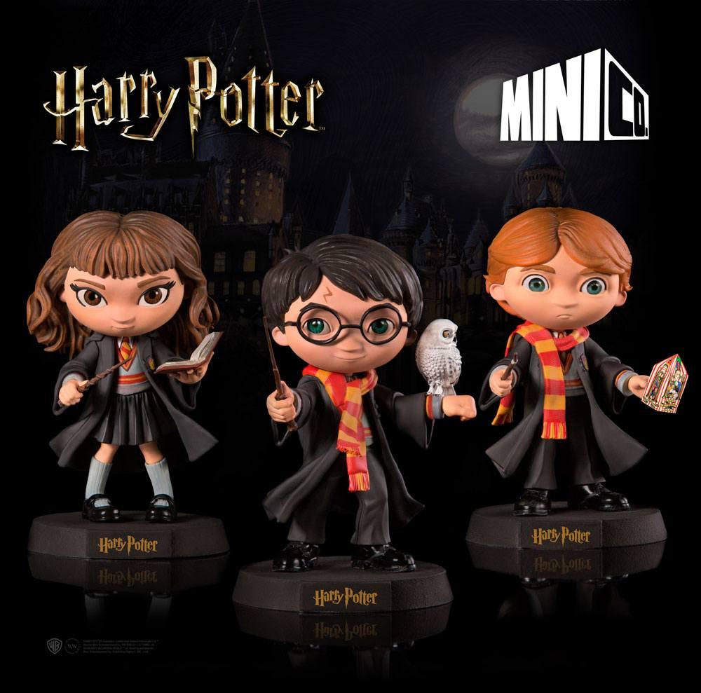 HARRY POTTER - Mini Figurine Mini Co. - Harry - 12cm_3