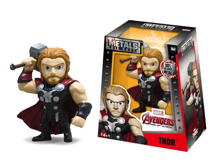 AVENGERS - METAL Die Cast Figure 10 cm - Thor_2