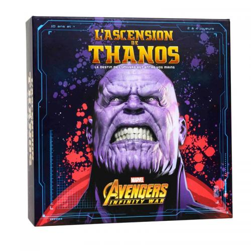 MARVEL - L'ascension de Thanos - Le Jeu 'FR'