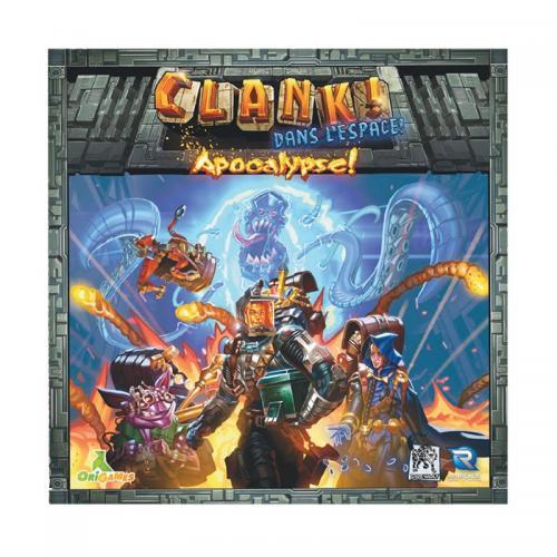 CLANK! - Dans l'espace ! - Apocalypse 11 'FR'