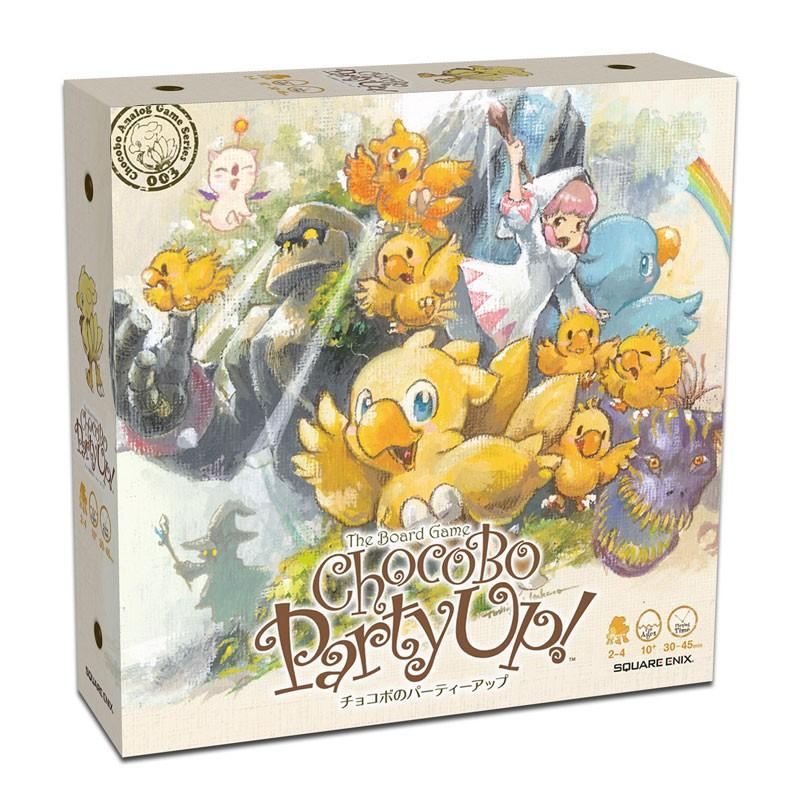 CHOCOBO PARTY UP - Jeu de plateau