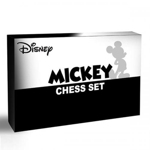 DISNEY - Mickey - Jeu d'échecs spécial 90 ans
