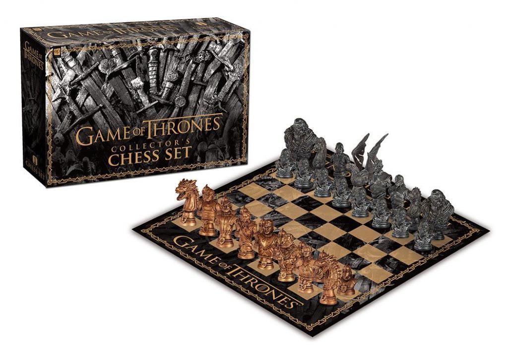 GAME OF THRONES - Jeu D'échecs Collector's Set