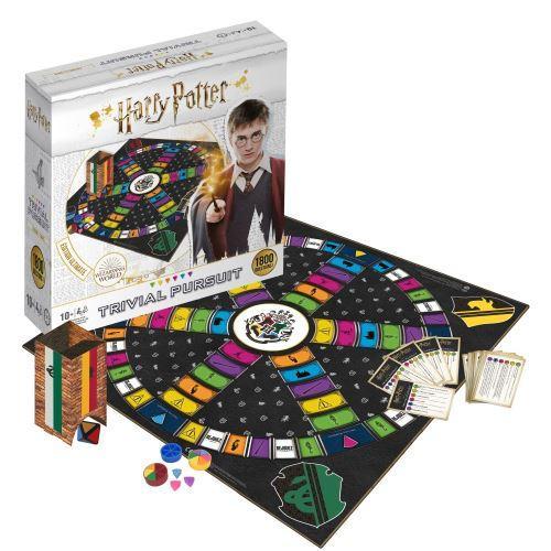 TRIVIAL PURSUIT - Harry Potter Ultimate - UK Version_2
