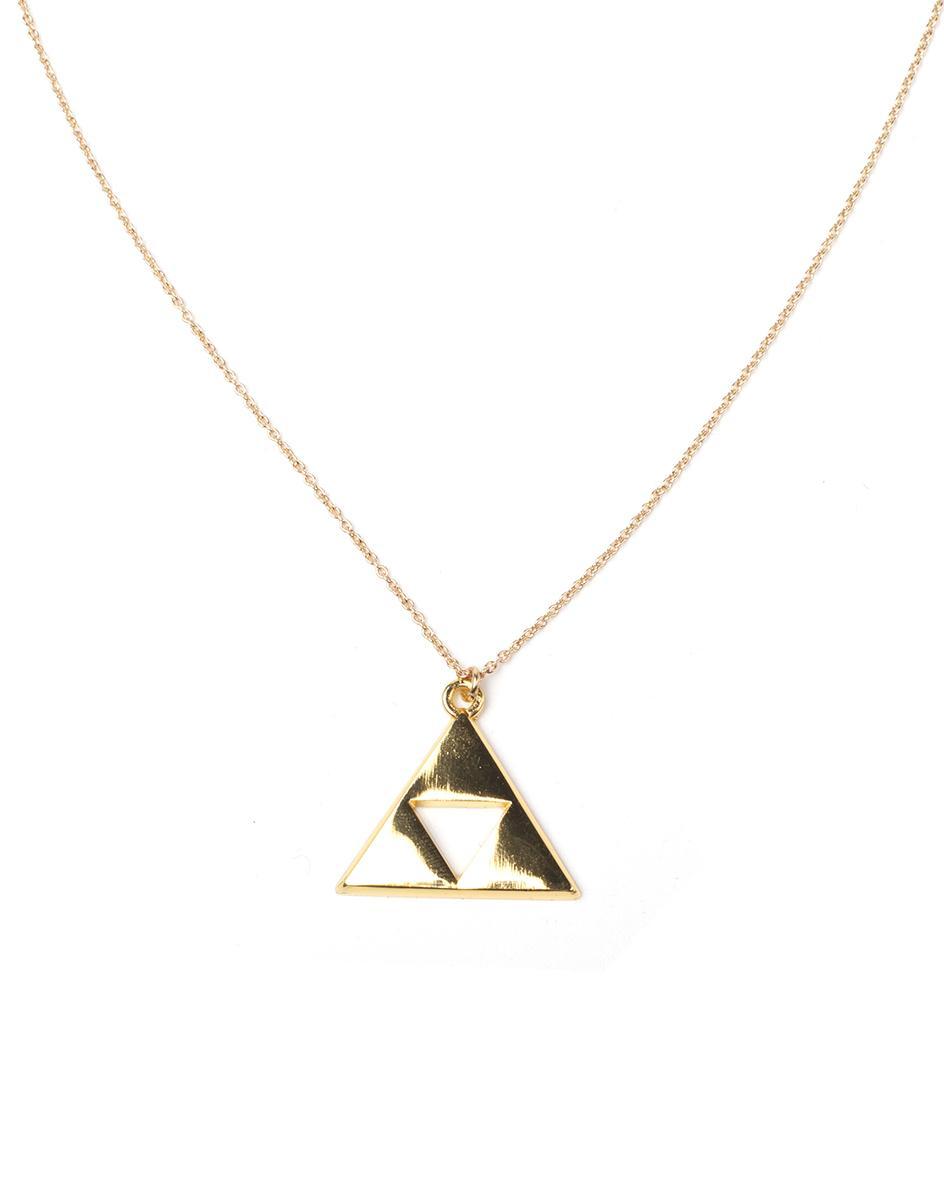 ZELDA - Triforce Necklace