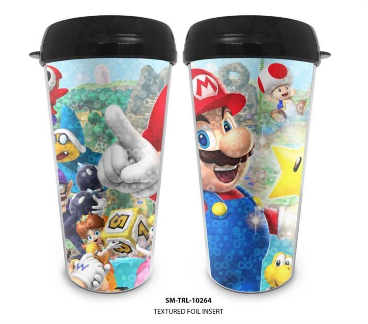 NINTENDO - Super Mario Travel Mug