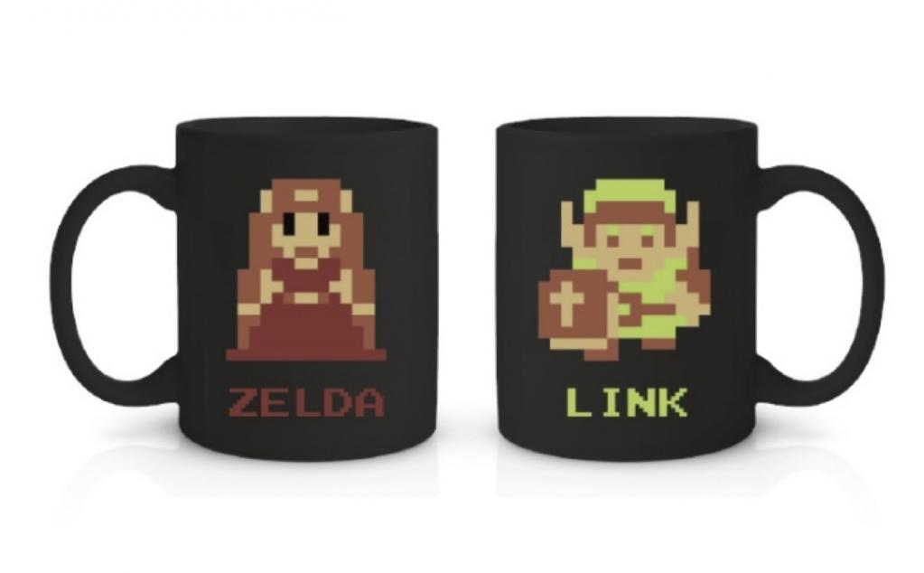 ZELDA - Coffee Mug 600ml - 8Bits