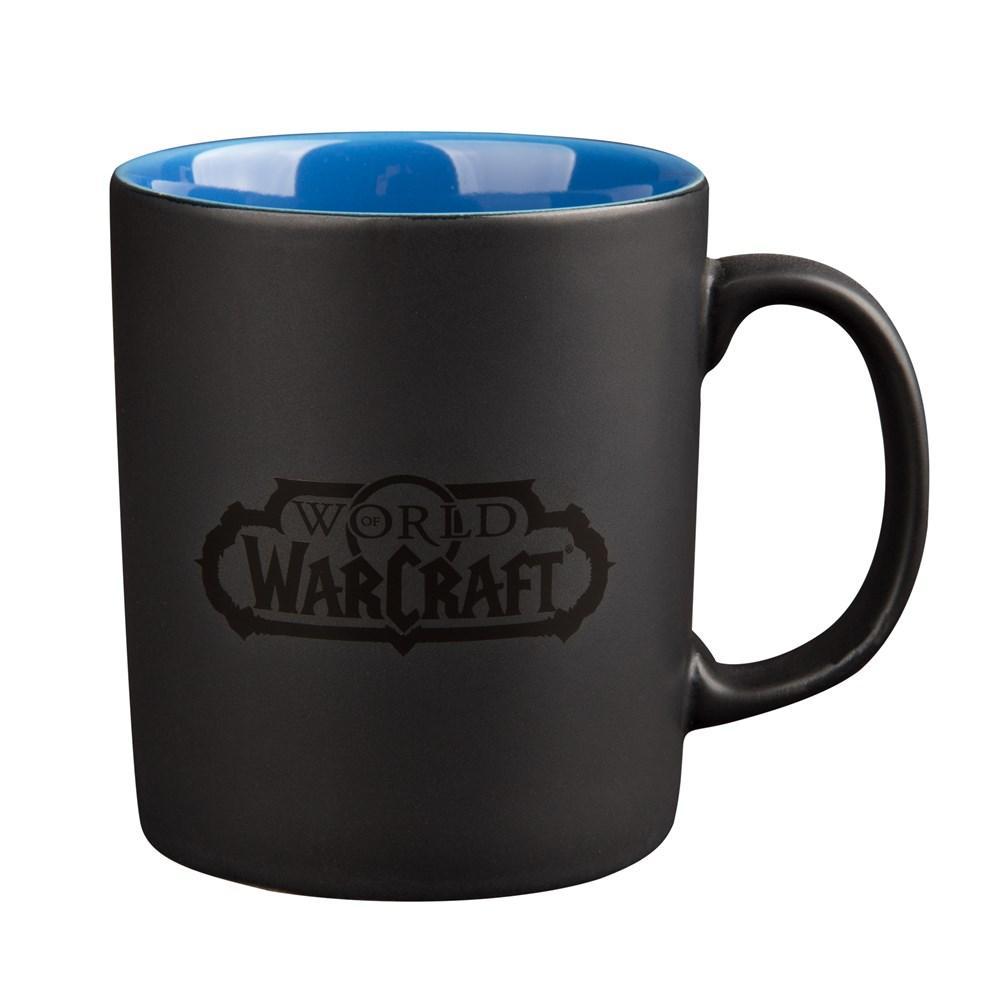 WORLD OF WARCRAFT - Mug - 320 ml - Alliance Logo 'Black/Gold'