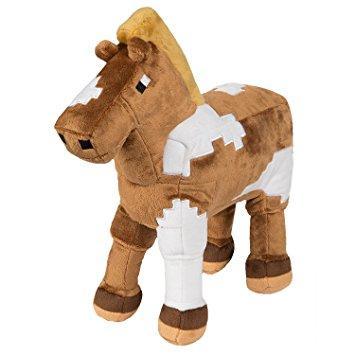 MINECRAFT - Peluche Horse - 33cm