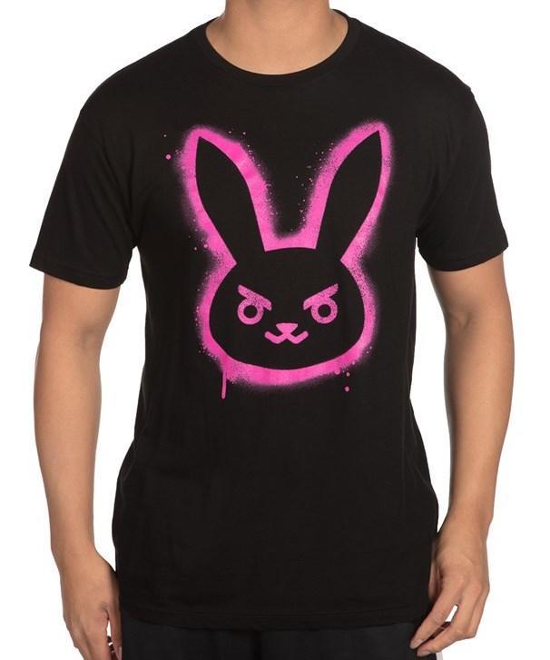 OVERWATCH - T-Shirt D.VA Spray (S)