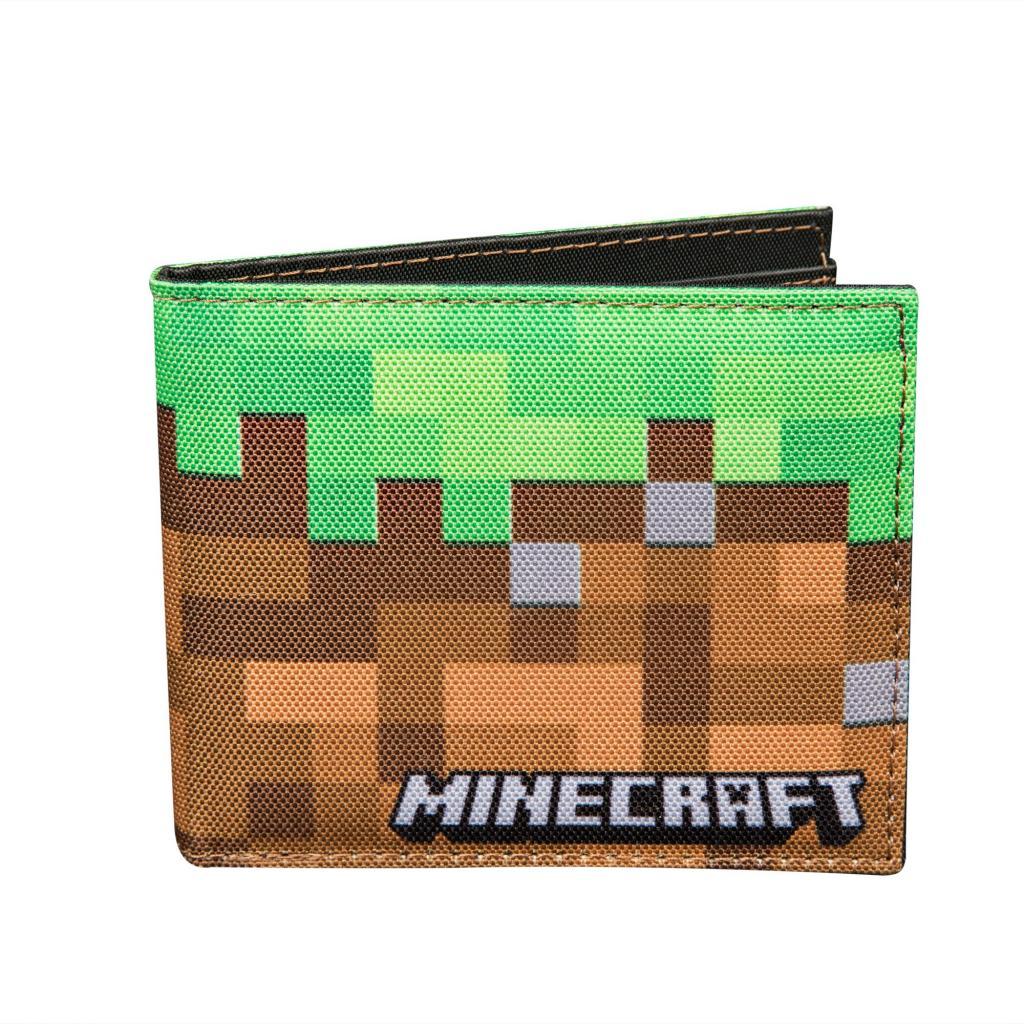 MINECRAFT - Dirt Block Wallet