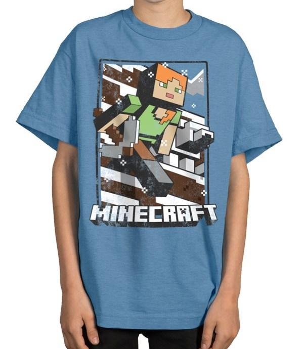 MINECRAFT - T-Shirt KIDS - Tundra Explorer (XS)_1