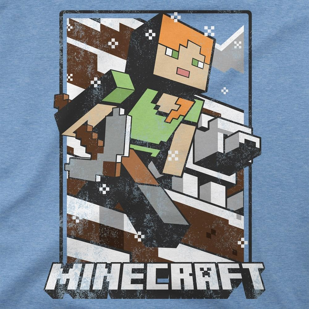 MINECRAFT - T-Shirt KIDS - Tundra Explorer (XS)_2