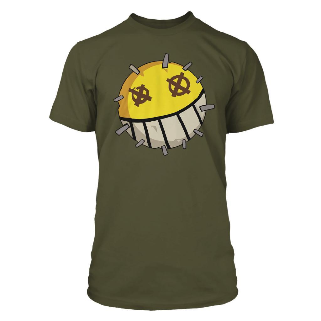 OVERWATCH - T-Shirt Junkrat Icon (S)