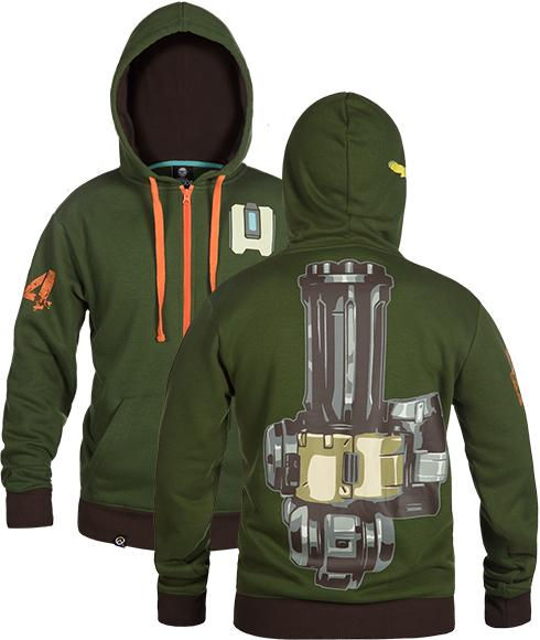 OVERWATCH - BASTION Ultimate Hoodie (S)