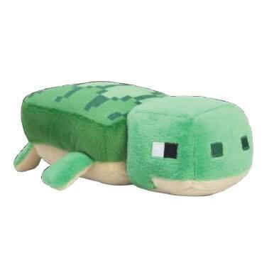 MINECRAFT - Peluche Happy Explorer - Sea Turtle - 18cm