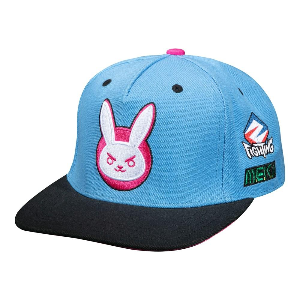 OVERWATCH - Casquette Ultimate D.VA