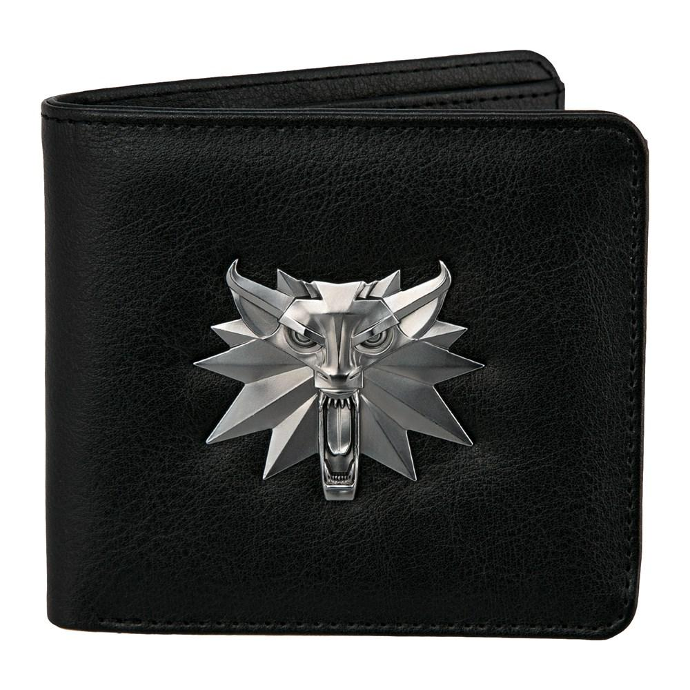 THE WITCHER - White Wolf Bi-Fold Wallet