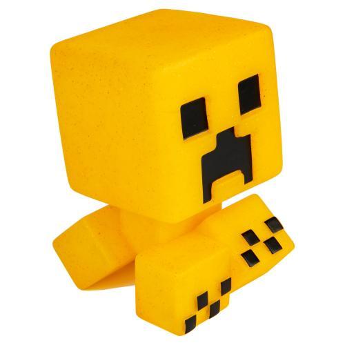 MINECRAFT - Peluche Creeper Mega Bobble Mob Limited Edition 10Y - 13cm