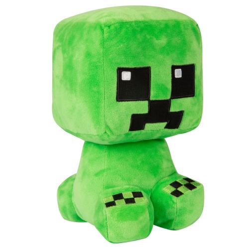 MINECRAFT - Peluche Crafter - Creeper - 23cm