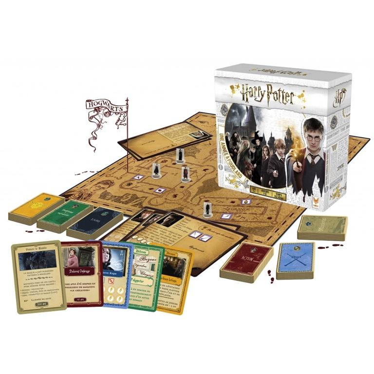 jeu de plateau harry potter