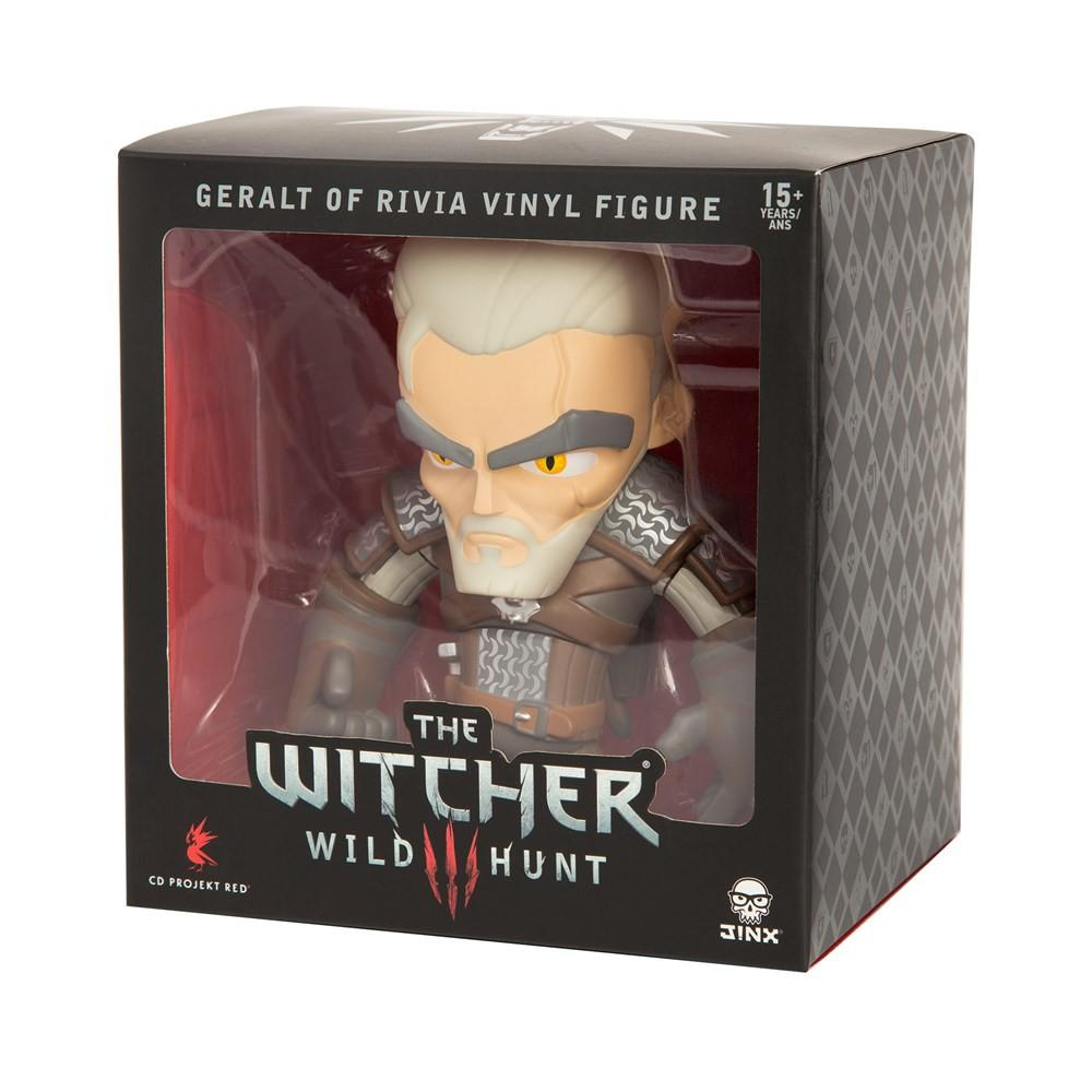 THE WITCHER 3 The Wild Hunt - Vinyl Figure - Geralt - 15cm