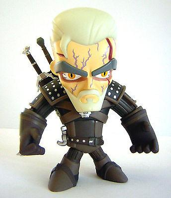 THE WITCHER 3 The Wild Hunt - Vinyl Figure - Geralt Butcher - 15cm