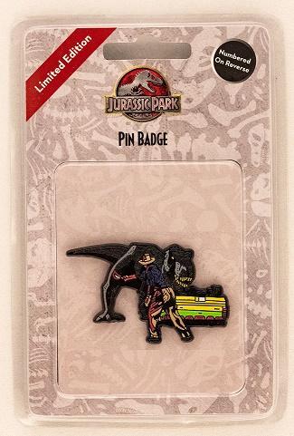 JURASSIC PARK - Pin's édition limitée