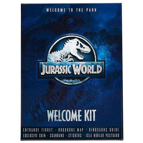 JURASSIC WORLD - Welcom Kit 'Version Anglaise'