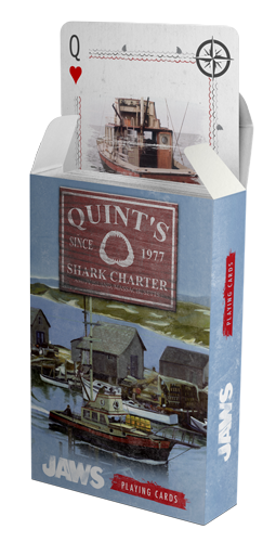 JAWS - Jeu de cartes exclusif