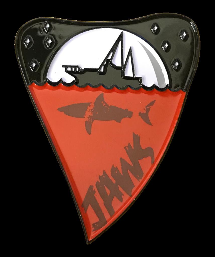 JAWS - Pin's édition limitée_1