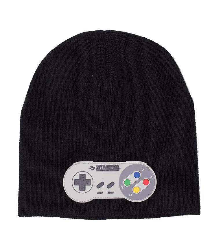 NINTENDO - Beanie Super Nintendo Controller Patch