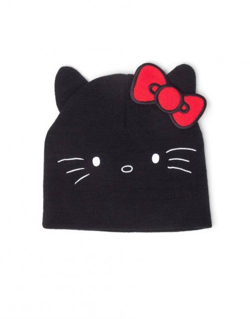 HELLO KITTY - Bonnet - Oreilles de Chat