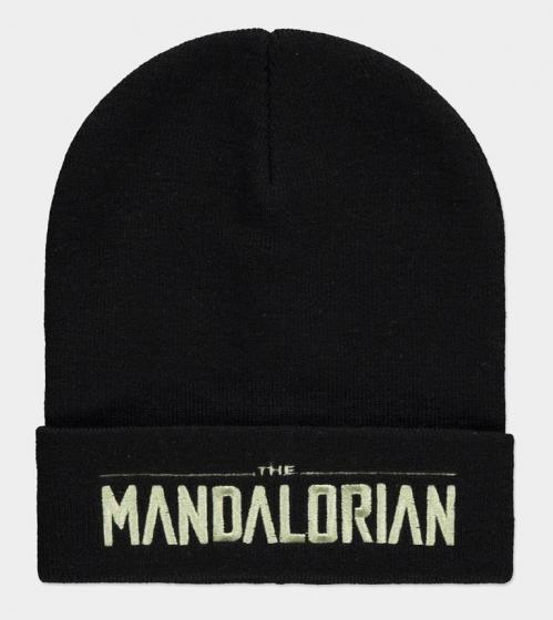 THE MANDALORIAN - Logo - Bonnet
