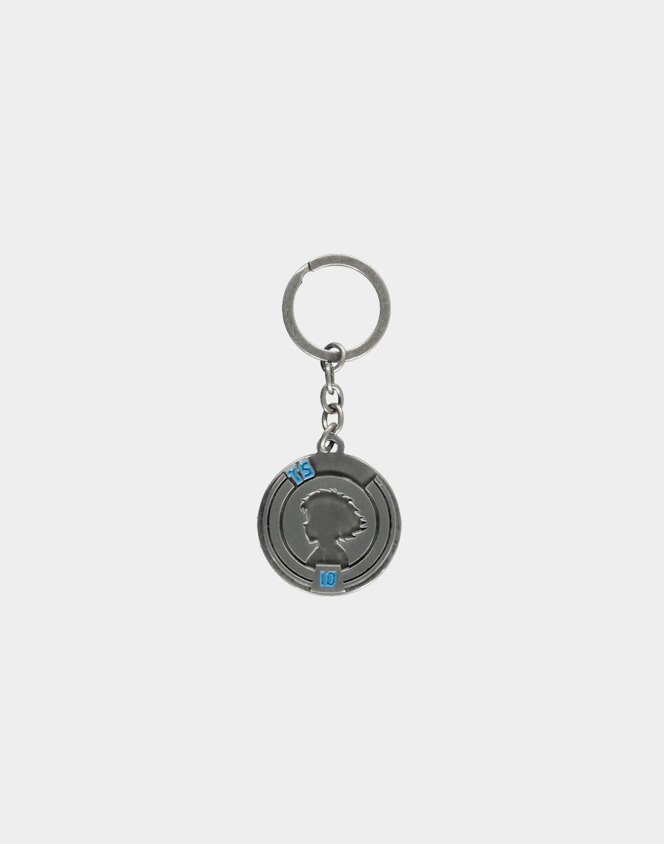 CAPTAIN TSUBASA - Tsubasa 10 - Porte-clés en métal_1