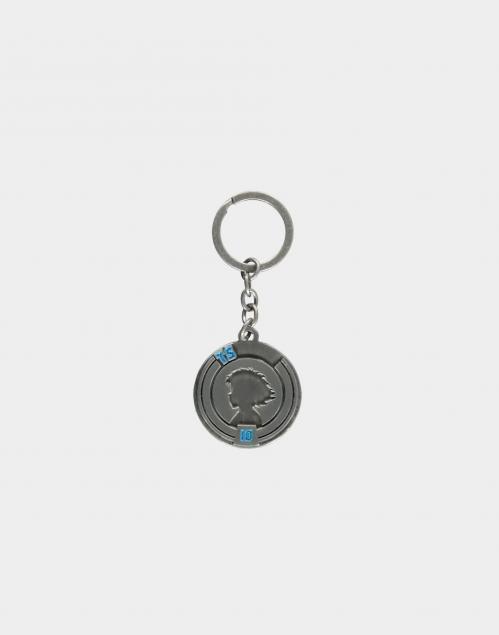 CAPTAIN TSUBASA - Tsubasa 10 - Porte-clés en métal