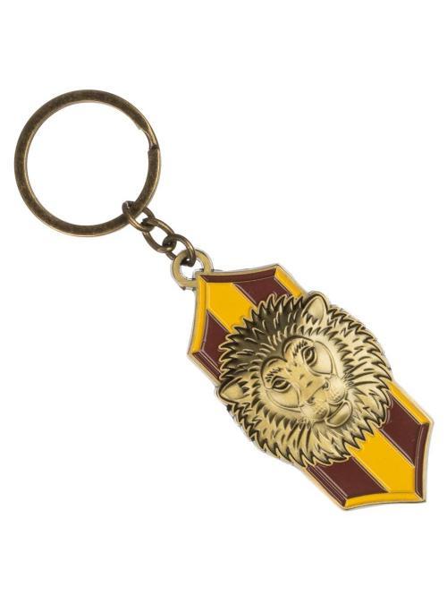 HARRY POTTER - Griffondor - Porte-clés émaillé en métal